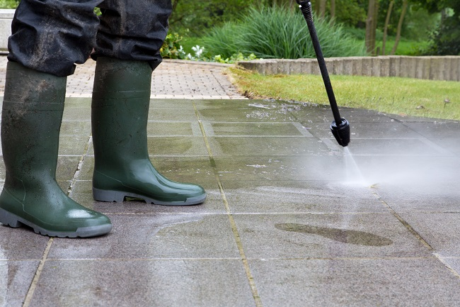How Pressure Washing Your Patio Will Bring It Back To Life