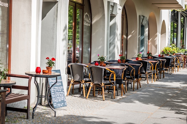 Enhance Your Restaurant's Appeal with Pressure Washing Services